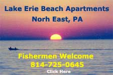 Lake Erie Beach Apartments 814-725-0645